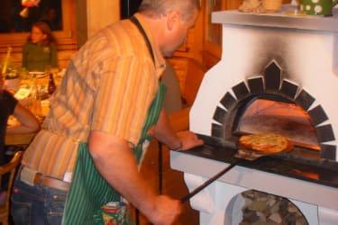 wöchentlicher Pizza Abend