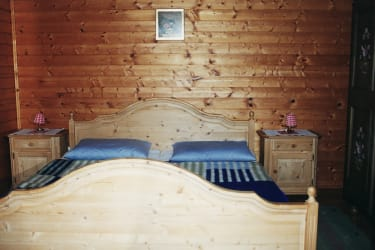 Doppelbett Zimmer  EG