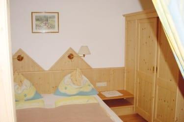 neu gestaltete Zimmer