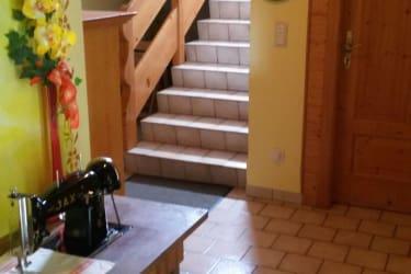 Zugang Ferienwohnungen 1. u. 2. Stock