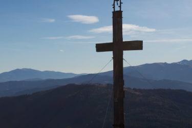Gipfelkreuz Rossalm