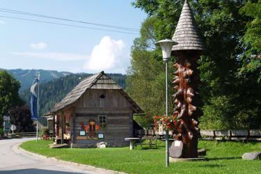 Besuch der Bauernmühle