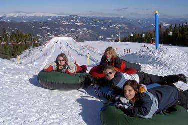 Schneespaß am Kreischberg