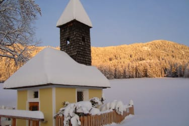 Kapelle in Zeutschach