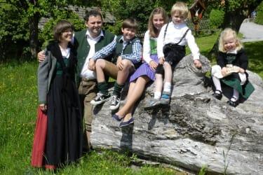 Familie Grabner Hoferpeter