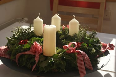 Advent im Himbeernest