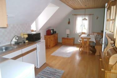 Ferienwohnung 1 Wohnküche
