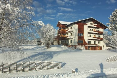 Almenlandhof Winter