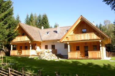 Holzmeisterhütte Teichalm-Sommeralm