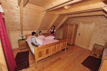 Altholz Schlafzimmer