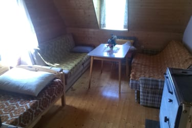 Einbettzimmer/ Wohnzimmer
