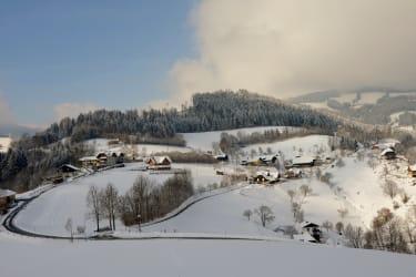 Ihr Urlaubsort Rossegg in Koglhof / Almenland