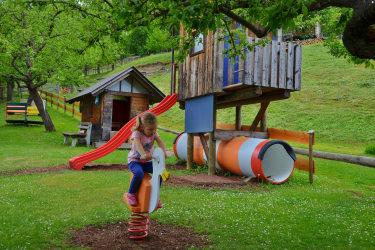 Kinderspielplatz zum Entdecken