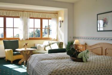 Zimmer mit Balkon und Loggia
