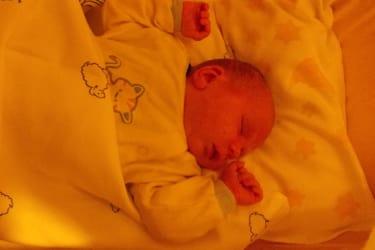 Unser dritter Sohn Aron