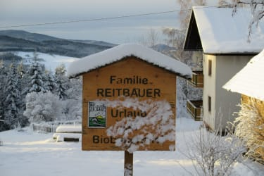 Die herrliche Winterlandschaft ist immer wieder ein Erlebnis