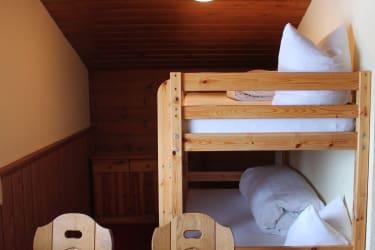 Dachwohnung - Zimmer