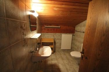 Dachwohnung - Dusche  1