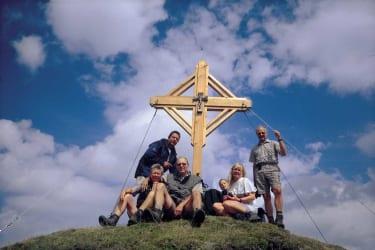 Gipfelsieg - Wanderung zum Seejoch