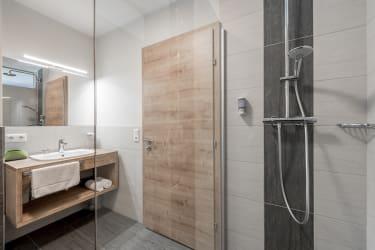 Unsere neuen Badezimmer