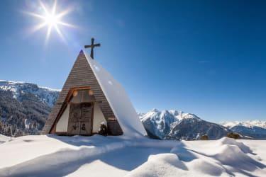 Hochzeiger Haus eigene Kapelle