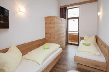 2-Raum-Familienzimmer Edelweiss