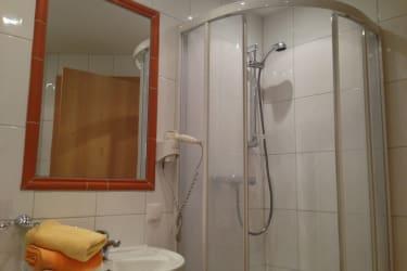 Badezimmer Malve
