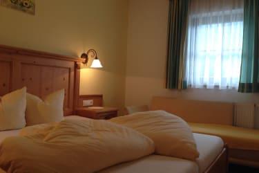Schlafzimmer Salbei