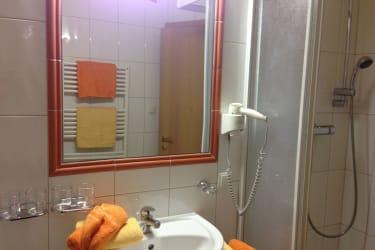 Apfelrose Badezimmer