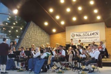 Musikkapelle Sölden