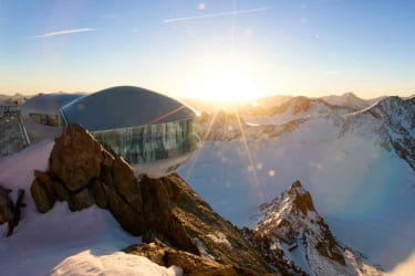 Pittzaler Gletscher Cafe 3440