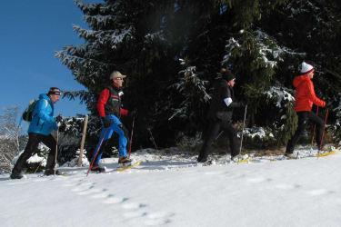 Schneeschuhwanderung Pitztaler Erlebnisbauern