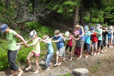 Naturpark Kaunergrat Kinderprogramm