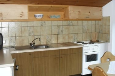 Gipfelpanorama Küche