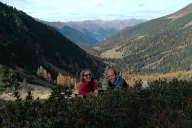 Herbst im Tiroler Oberland