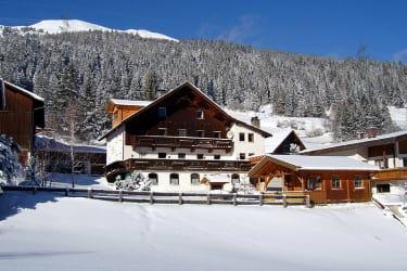 The Sennhof in winter