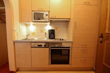 Appartement Blütenzauber 2 Küche
