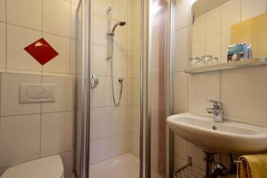 Appartement Blütenzauber 1 Bad mit Dusche