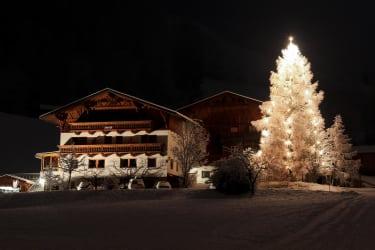 Pension Ladestatthof zu Weihnachten