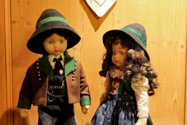 Pension Ladestatthof Stubaier Puppen