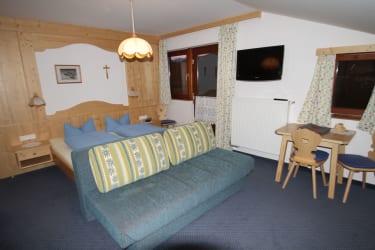 Zimmer Kesselspitze