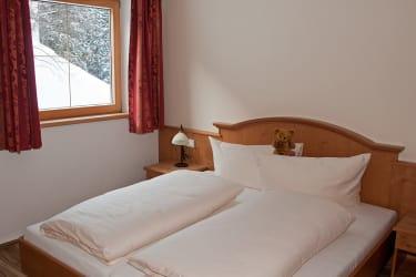 Schlafen Alpenrose