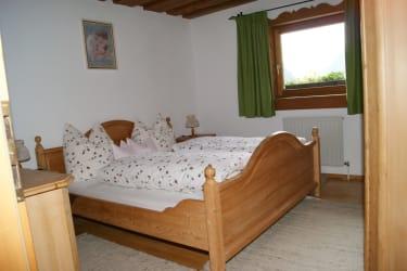 'Wetterstein' Schlafzimmer