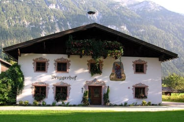 Bruggerhof in Leutasch