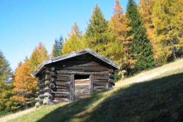 Herbststimmung in den Mahdern