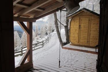 Gullenhütte Sauna