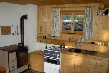 Gullenhütte Küche