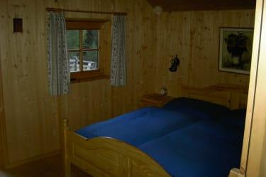 Gullenhütte Schlafzimmer
