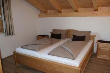 Almenblick Schlafzimmer