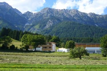 Der KARLHOF in Rum bei Innsbruck